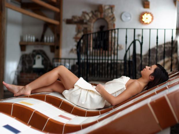 Sauna sa vrelim krevetima