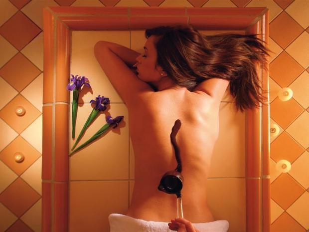 Hotel Habakuk - masaža čokoladom