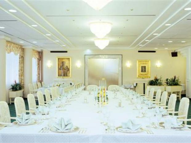 Hotel Habakuk - kristalna soba