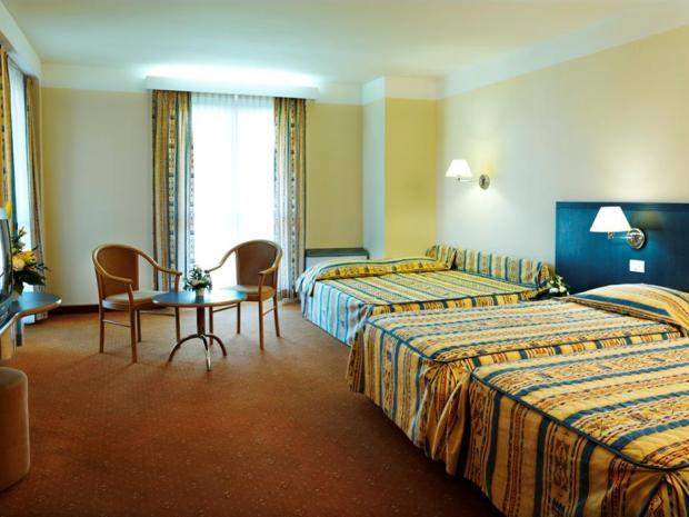 Hotel Mirna - dvokrevetna sa pomoćnim ležajem