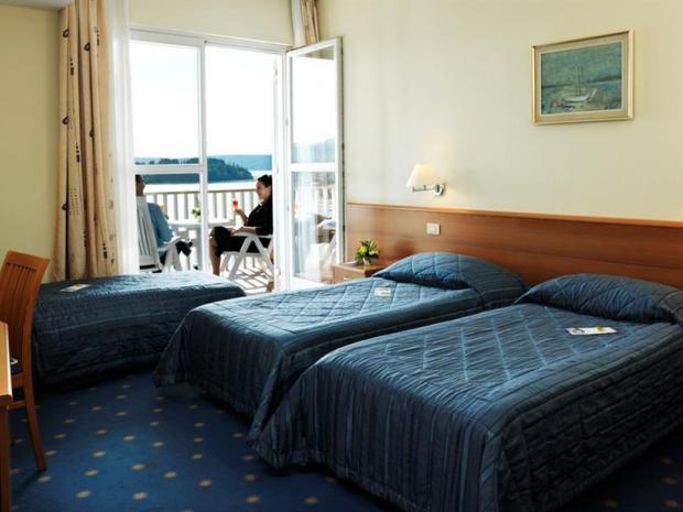 Hotel Riviera - dvokrevetna sa pomoćnim ležajem