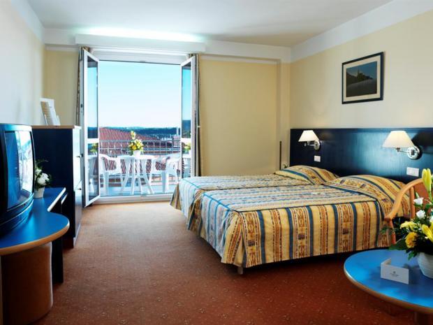 Hotel Mirna - dvokrevetna soba