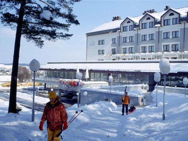 Hotel Habakuk - zimi