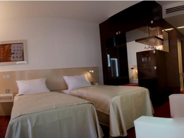 Hotel Habakuk - soba