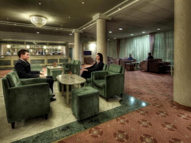 Hotel Habakuk - mezanin