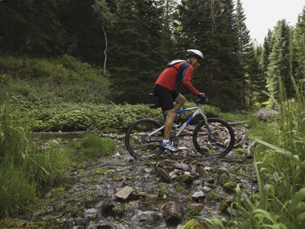 Hotel Bellevue - mountainbiking