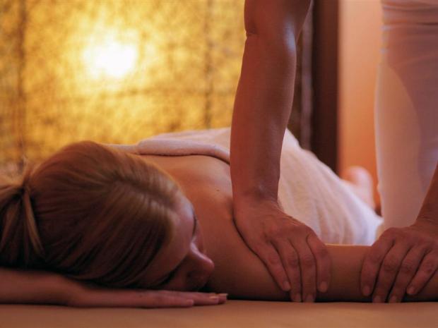 Hotel Habakuk - nuad masaža