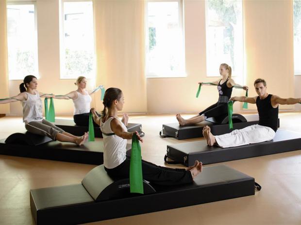 Pilates vežbe