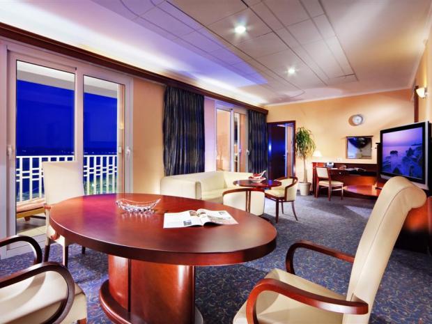 Grand Hotel Portorož - predsednički apartman