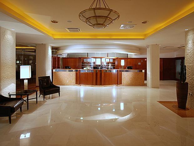 Grand Hotel Portorož - recepcija