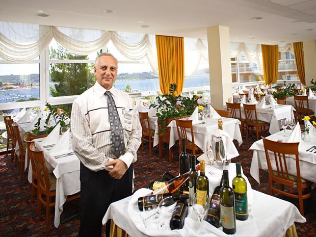 Hotel Neptun - restoran