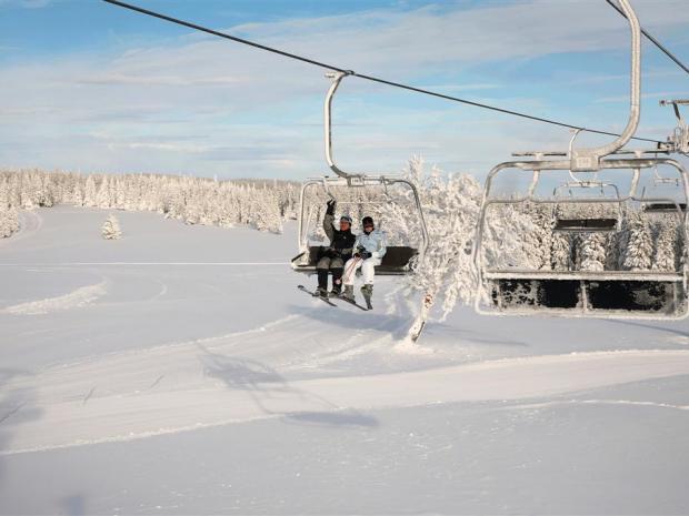 Ski lift Planja