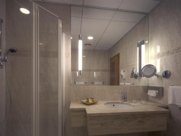 Hotel Habakuk - kupatilo