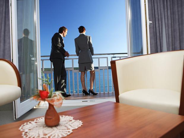 Hotel Slovenija - business suite