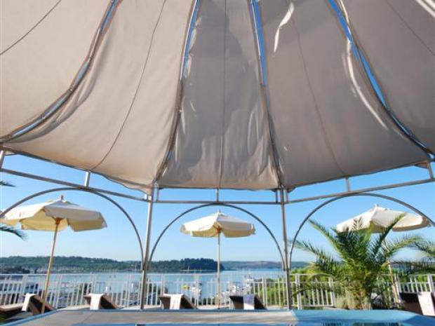Grand Hotel Portorož - sunčana terasa