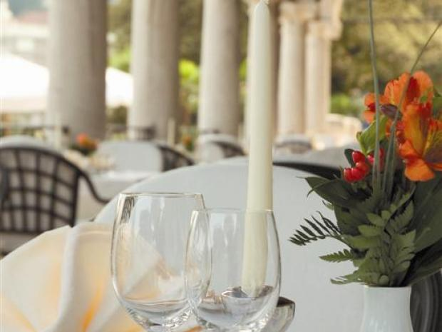 Restoran Argonauti - terasa