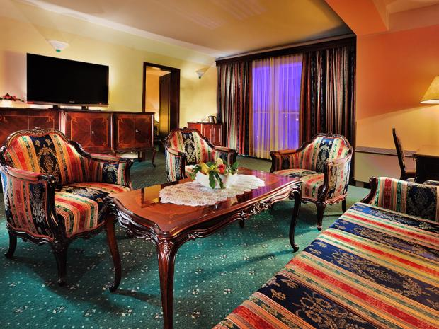 Hotel Apollo - Titov apartman