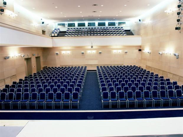 Habakuk centar za konvencije - Turner sala