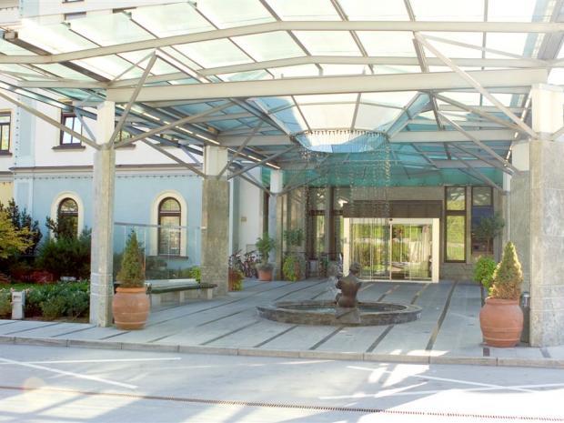 Hotel Zdravilišče - ulaz