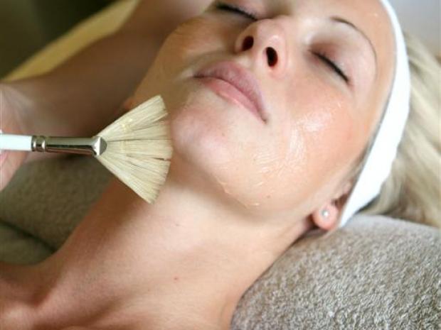 Hotel Zdravilišče - tretmani lica