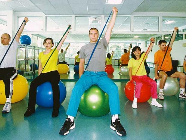 Hotel Zdravilišče - fitness centar