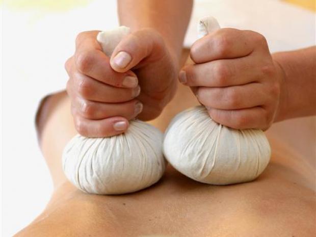 Hotel Zdravilišče - masaža
