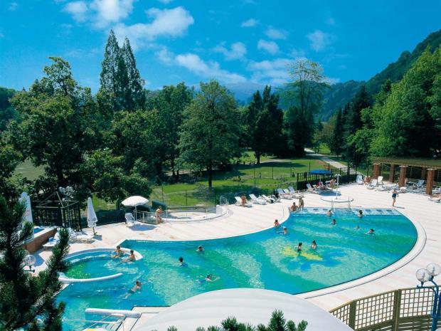 Hotel Zdravilišče - spoljni bazen