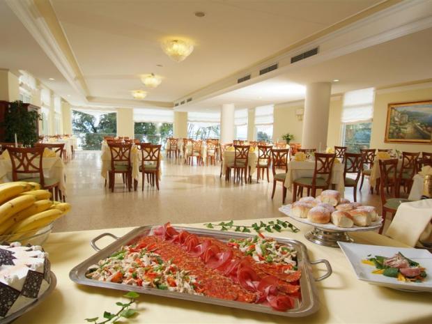 MGH 4 Opatijska Cvijeta - Restoran Camelia