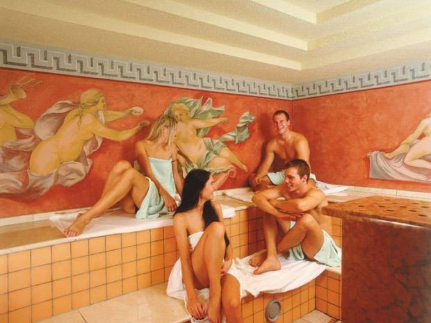 Hotel Zdravilišče - rimska sauna