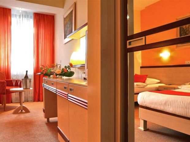 Hotel Mona - soba