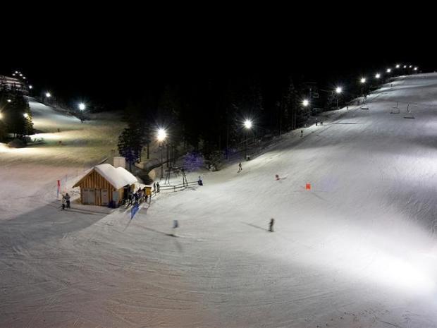 Noćno skijanje - Košuta i Jasa